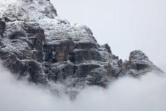 Mountain Civetta, South Tyrol, Italy Royalty Free Stock Photo