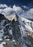 Mountain Cliff Stock Photo