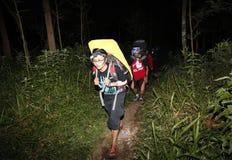 Mountain climber Stock Photography