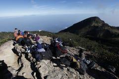 Mountain climber Stock Photos
