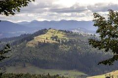 Carpathians Royalty Free Stock Photos