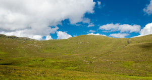 Mountain of Connemara Royalty Free Stock Images