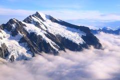 Mountain Cook Peak Royalty Free Stock Photos