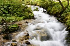 Mountain creek Stock Photos