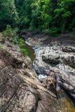 Mountain creek Royalty Free Stock Photography