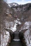 Mountain creek, Alps, Austria. Stock Photo