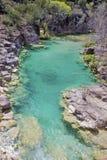 Mountain creek in Arizona Stock Image