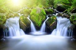 Mountain creek Royalty Free Stock Image