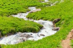 Mountain creek. Stock Photography