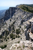 Mountain Crimea in Ukraine Royalty Free Stock Images