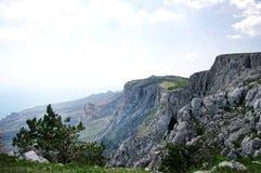 Mountain Crimea in Ukraine Royalty Free Stock Photography