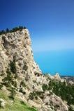 Mountain Crimea in Ukraine Royalty Free Stock Photos