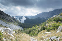 Mountain Cvrsnica in Bosnia & Herzegovina Stock Images