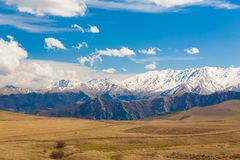Mountain day Armenia Royalty Free Stock Photo