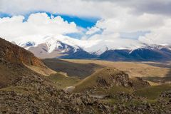 Mountain day Armenia Royalty Free Stock Image