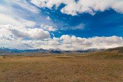 Mountain day Armenia Royalty Free Stock Photography