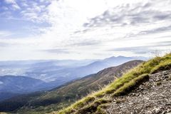 Carpathians. Mountain Stock Photography