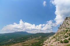 Mountain Demerdzhi Stock Image
