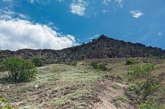 Mountain Demerji. The peninsula of Crimea Stock Images