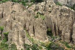 Mountain Demerji. The peninsula of Crimea Royalty Free Stock Photos