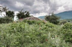 Mountain Demerji. The peninsula of Crimea Royalty Free Stock Image