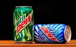 Mountain Dew Stock Image