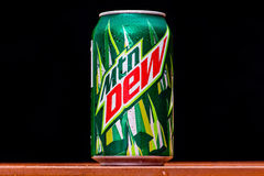 Mountain Dew Stock Photo