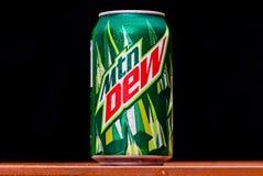 Mountain Dew Stock Photo