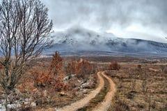 Mountain of Dinara Stock Images