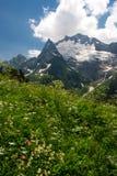 Mountain Dombai Stock Photo