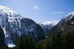 Mountain Dreiherrenspitze, East Tyrol, Austria Stock Photography