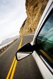 Mountain drive Stock Photography