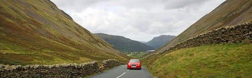 Mountain Driving stock photos