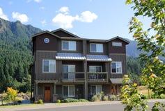 Mountain duplex Stock Images