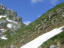 Mountain Durmitor. In Montenegro stock image