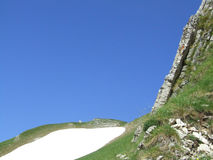 Mountain Durmitor. Mointain Durmitor in Montenegro royalty free stock photo