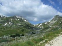 Mountain Durmitor Royalty Free Stock Photo
