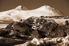 Mountain Elbrus Stock Photos