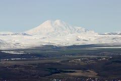 Mountain Elbrus. Stock Photo