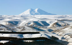 Mountain Elbrus Royalty Free Stock Photo