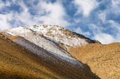 Mountain in the Elqui Valley Royalty Free Stock Photos