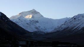 Mountain everest Royalty Free Stock Photos