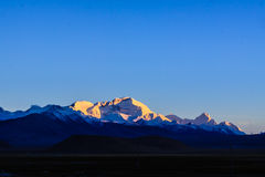 Mountain Everest Stock Images