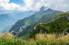 Mountain expanses Sochi Stock Photos