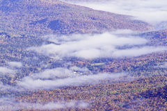 Mountain Fall Foliage Royalty Free Stock Images