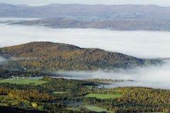 Mountain Fall Foliage Stock Images