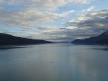 Free Mountain Filled Horizon On The Pacific Ocean. Inside Passage Alaska Stock Photos - 140376863