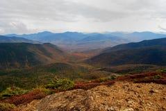 Mountain Foliage View Stock Images