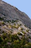 Mountain foot Royalty Free Stock Photos