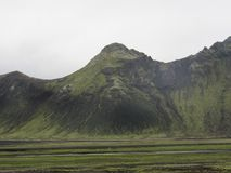 Mountain formations that resemble Gorillas face. Nature with imagination. stock photography